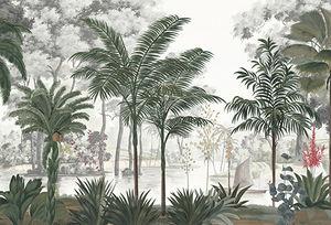 Ananbô - les voyages de bâ couleur - Papier Peint Panoramique