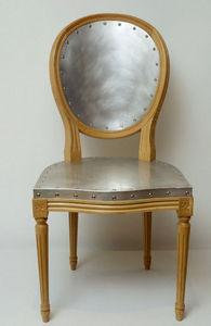 Made - luis luis - Chaise Médaillon