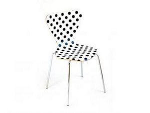 Mathi Design - chaise_pop_white - Chaise