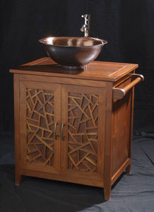 Matahati - meuble de salle de bain sur mesure - Meuble De Salle De Bains