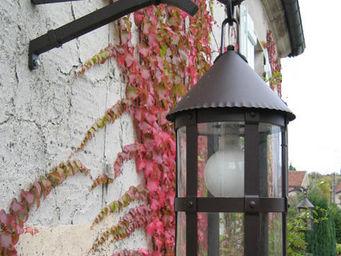 CDG - lanterne medieval - Lanterne Potence