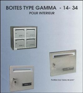 Electrobox - gamma - Boite Aux Lettres Collective