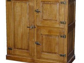 Maison Strosser - bahut d'�picier 3 portes - Garde Manger