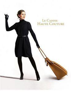 ATELIER BLINK - caddie haute couture - Chariot De Marché
