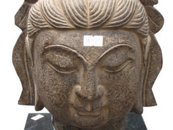Asian-Decoration -  - Tête Humaine