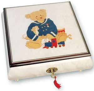 Ayousbox - boîte à musique valentina - pour enfants - Boite À Musique