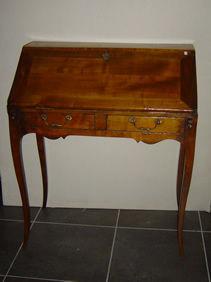 Courcelles Antiquités - bureau de pente - Bureau De Pente