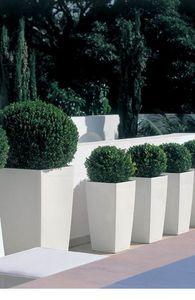 DESIGNER PLANTERS - lechuza cubico - Pot De Jardin
