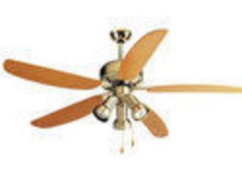 LA BOUTIQUE DE L'AIR - ventilateur de plafond 120 cm. newstyle - Ventilateur De Plafond