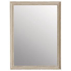 maisons du monde miroir maisons du monde miroir elianne beige 90x120