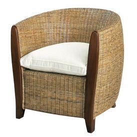 fauteuil sidney fauteuil de jardin maisons du monde. Black Bedroom Furniture Sets. Home Design Ideas