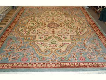empereur tapis de la savonnerie laine cna tapis. Black Bedroom Furniture Sets. Home Design Ideas