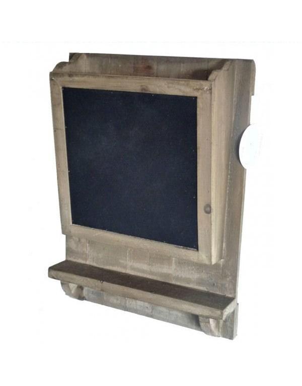 boite courrier avec ardoise casier de rangement multicolore. Black Bedroom Furniture Sets. Home Design Ideas