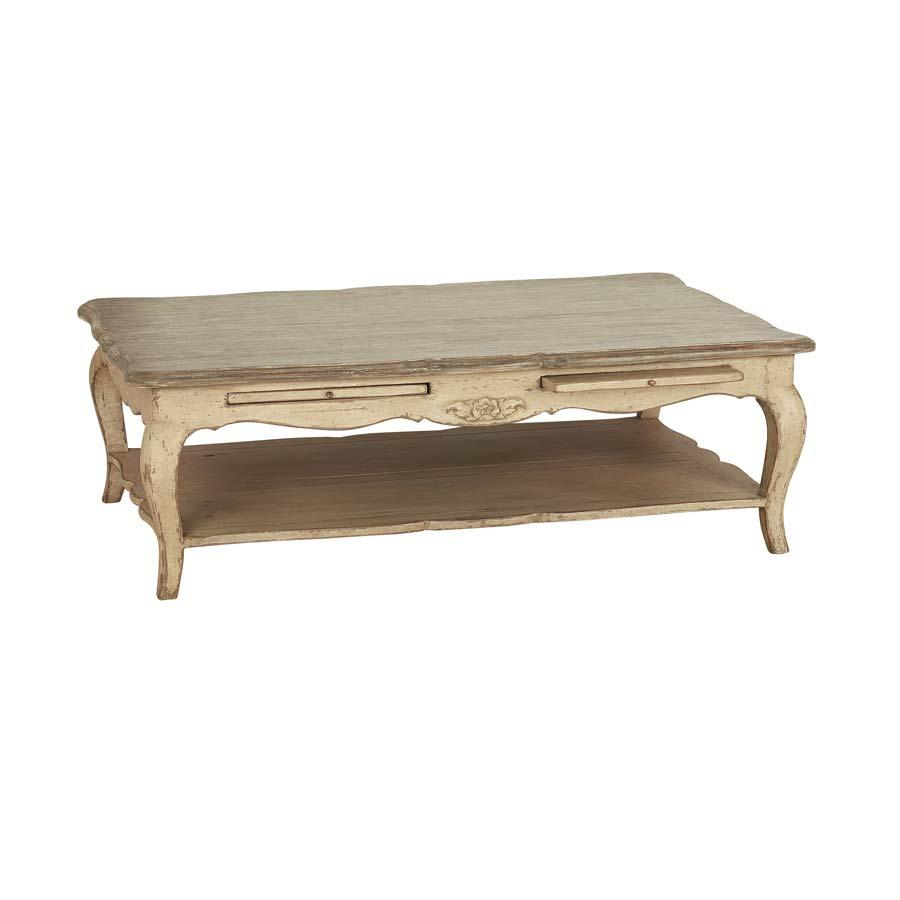 Table basse rectangulaire   table basse rectangulaire   beige ...