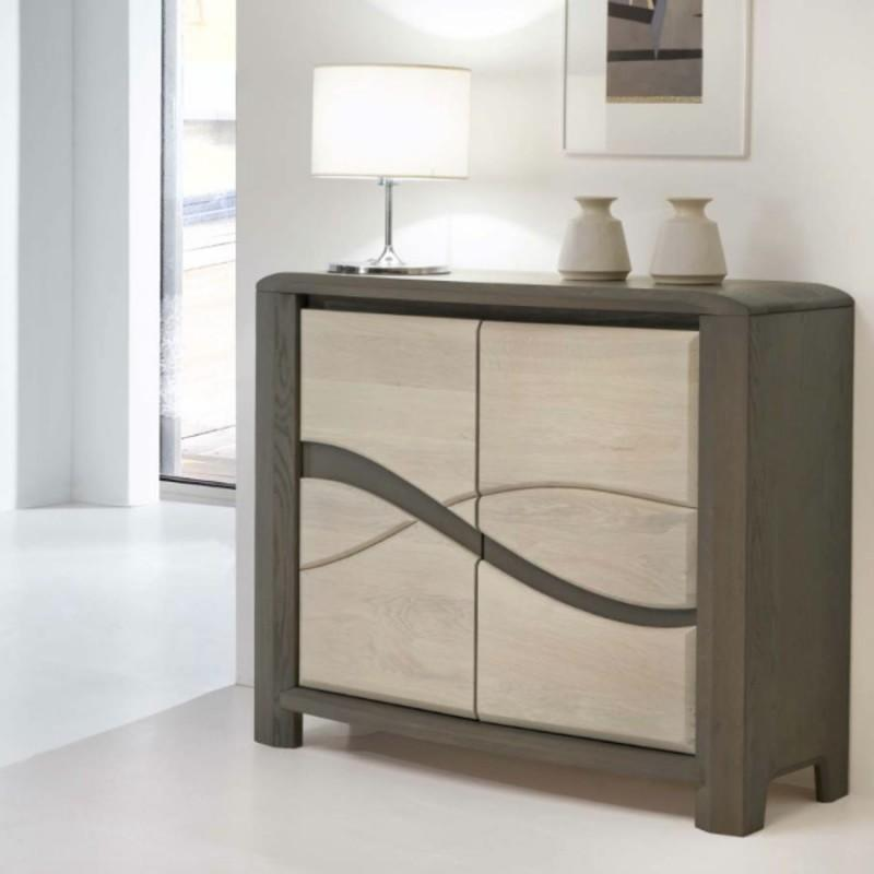 meuble d 39 entr e oceane buffet haut ateliers de langres. Black Bedroom Furniture Sets. Home Design Ideas