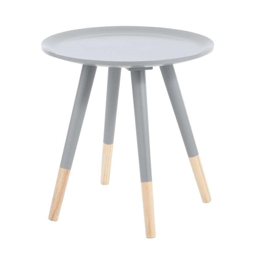 Dekale - Table d\'appoint - MAISONS DU MONDE | Decofinder