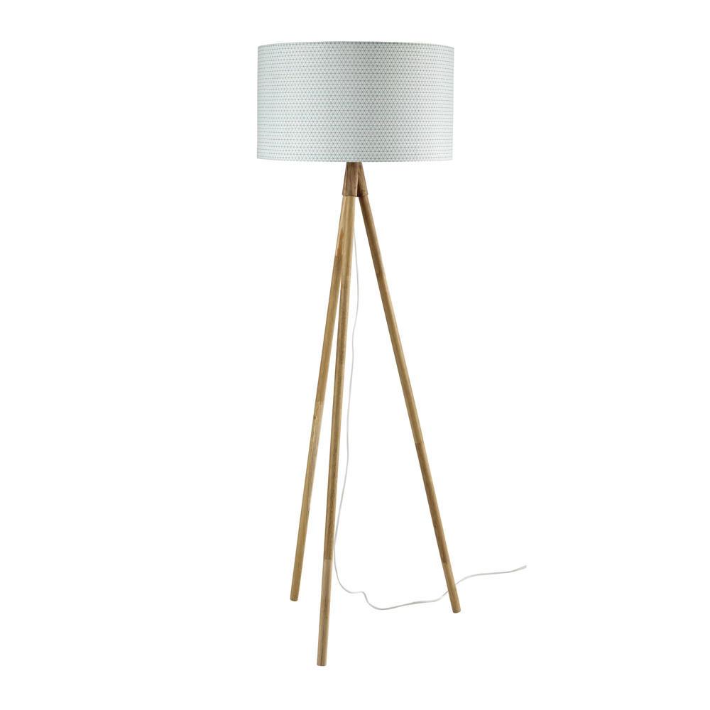 scandinave lampadaire tr pied maisons du monde. Black Bedroom Furniture Sets. Home Design Ideas