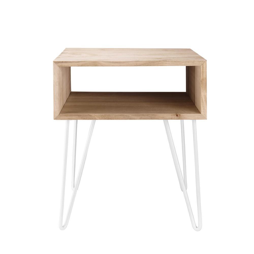 brad bout de canap maisons du monde decofinder. Black Bedroom Furniture Sets. Home Design Ideas