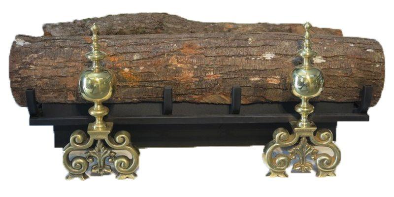 adaptation de vos chenets chemin e sans conduit d. Black Bedroom Furniture Sets. Home Design Ideas