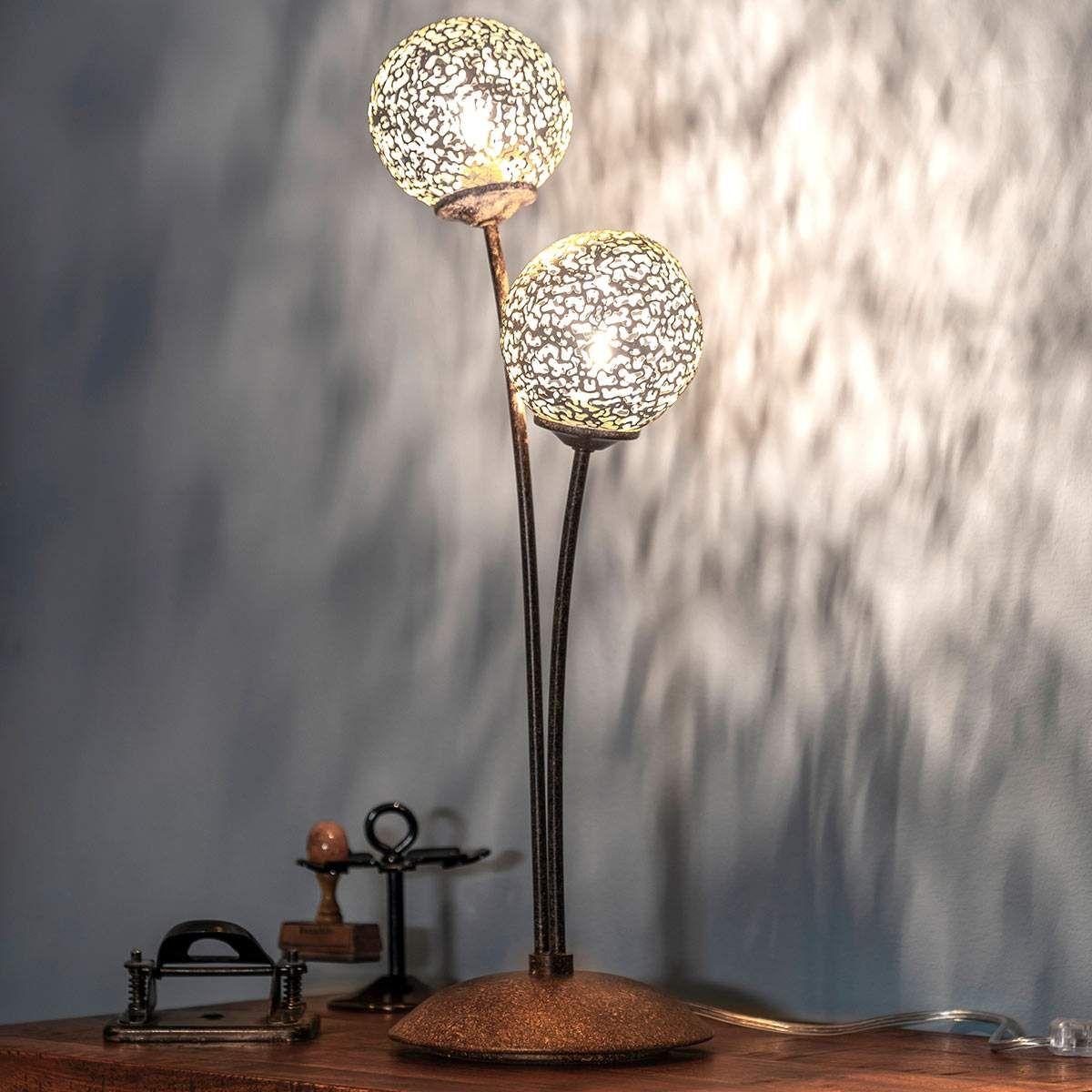Lampe à poser Greta à deux lampesLampe à poser   Paul Neuhaus