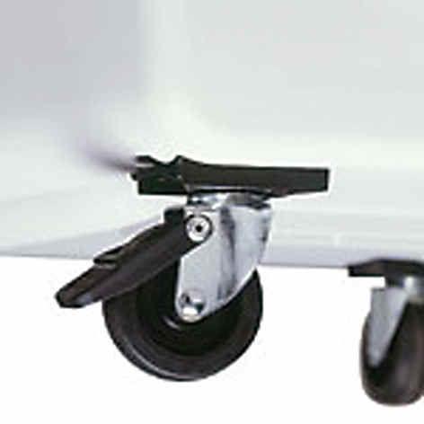 ZOLUX - Roulette-ZOLUX-Set de 4 roulettes pour cage de transport