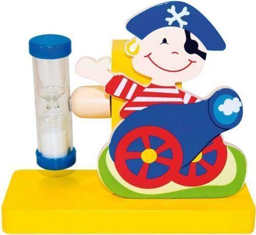 Ulysse - Porte-brosse à dents enfant-Ulysse-Sirène & Pirate