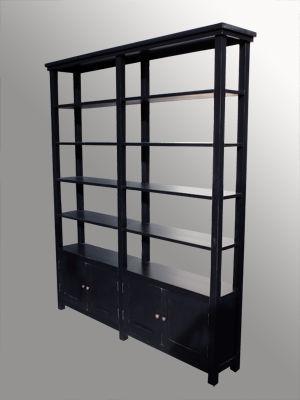 Lawrens - Bibliothèque sur mesure-Lawrens-bibliothèque parfumeur