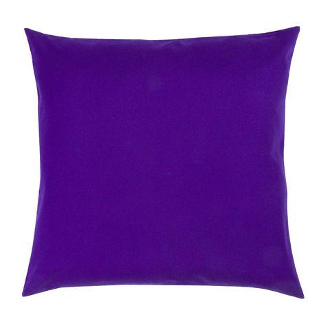 TROIS MAISON - Coussin carré-TROIS MAISON-Maxi COUSSIN DE SOL Intérieur ou extérieur FEUILLE