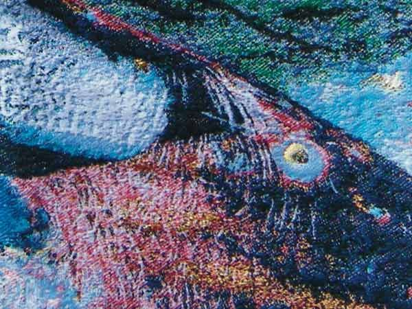 Woven Wonders - Tapisserie contemporaine-Woven Wonders-gobelin