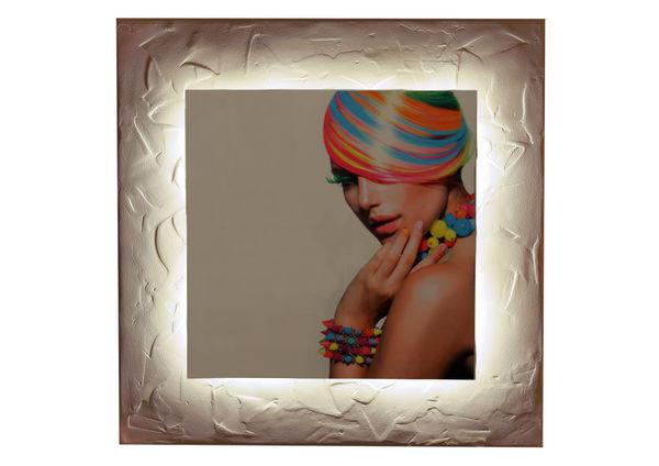 EVANATOSKY CREATION - Decoration de vitrine de magasin-EVANATOSKY CREATION-tableau Lumineux fashion by Evanatosky création