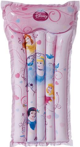 Bestway - Bouée-Bestway-Matelas gonflable disney princesse 119x61cm