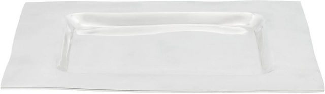 KOKOON DESIGN - Coupe à fruits-KOKOON DESIGN-Coupe carré design en aluminium 46x50x9cm