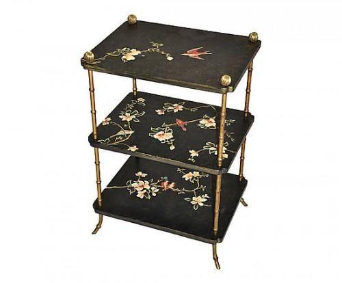 Demeure et Jardin - Table d'appoint-Demeure et Jardin-Petite table 3 niveaux