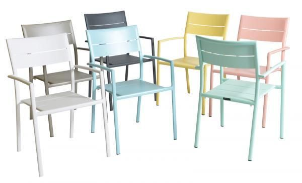 Borek - Chaise de jardin-Borek