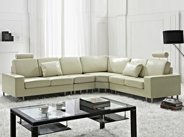 BELIANI - Canapé modulable-BELIANI-sofa Stockholm