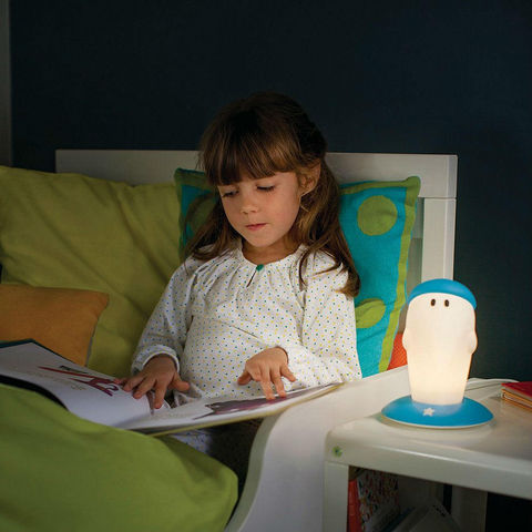 Philips - Veilleuse Enfant-Philips-LITTLEBRO - Veilleuse portable rechargeable Bonhom