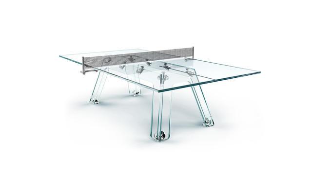 BD COLLECTION - Table de ping pong-BD COLLECTION