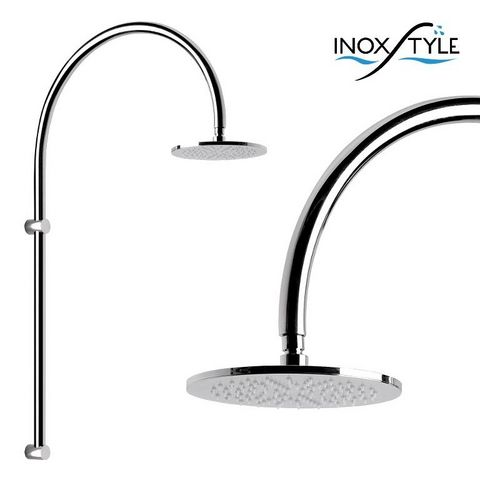 INOXSTYLE - Douche d'extérieur-INOXSTYLE-Arco Beauty
