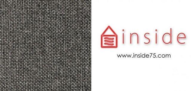INNOVATION - Pouf poire-INNOVATION-INNOVATION pouf design SOFT PEAK gris twist charco