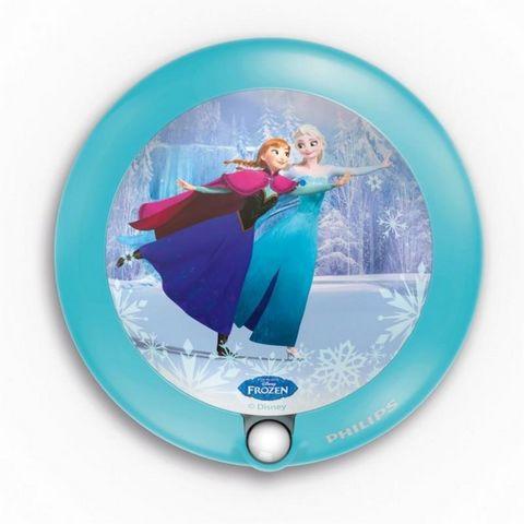 Philips - Applique Enfant-Philips-Veilleuse La Reine des Neiges détecteur LED D9,5 c