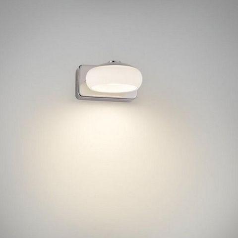 Philips - Applique de salle de bains-Philips-Luminaire salle de bain Silk IP44 LED H6,5 cm