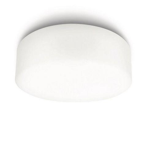 Philips - Plafonnier de salle de bains-Philips-Luminaire en verre Pool L27 cm IP44