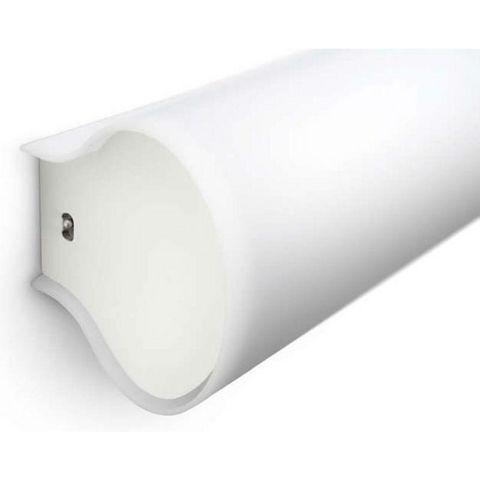 Philips - Plafonnier-Philips-Plafonnier linéaire salle de bain Turbo L123 cm IP