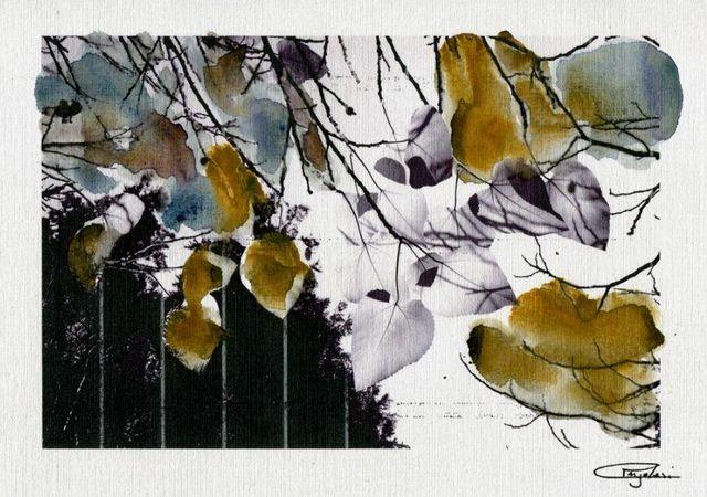 Amelie - Tableau contemporain-Amelie-Bailey II