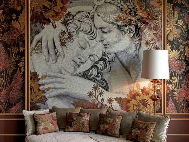 Sicis - Carrelage mosaïque mural-Sicis