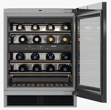 MIELE FRANCE - Armoire à vin-MIELE FRANCE-KWT 6322 UG
