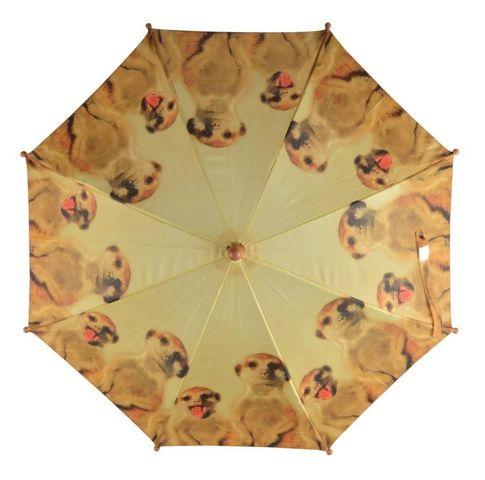 KIDS IN THE GARDEN - Parapluie-KIDS IN THE GARDEN-Parapluie enfant out of Africa Suricate