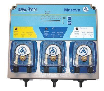 Mareva - Traitement de l'eau piscine-Mareva-Reva 3Cool