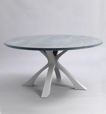Tom Faulkner - Table de repas ronde-Tom Faulkner-Exe--
