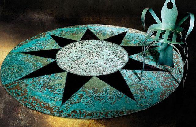 ITALY DREAM DESIGN - Tapis contemporain-ITALY DREAM DESIGN-Star